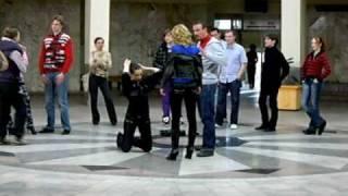 Сериал «Глухарь», съемки в МГСУ-МИСИ