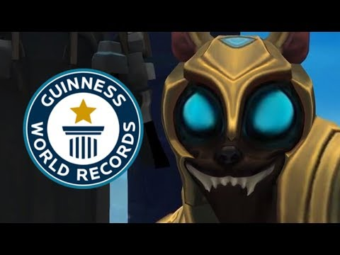 WORLD RECORD: Longest Game in League of Legends History (7 Hours)