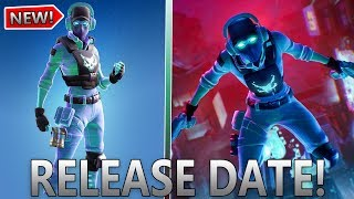 RELEASE DATE For The BREAKPOINT Pack in Fortnite..