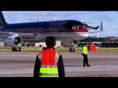 Donald Trump's Private Jet