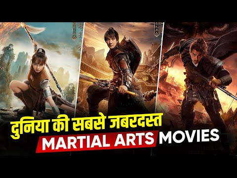 TOP 10 Martial Arts Movies You Must Watch In Your Lifetime   Best Martial Arts Movies in Hindi