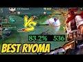 Best Ryoma Vs Florentino Pro Guide | Aov | 傳說對決 | Rov | Liên Quân Mobile