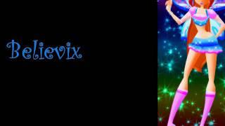 Winx Club-Season 4 Soundtrack-Believix (Lyrics)