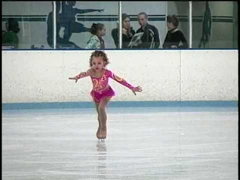 Ice Skating Seattle Star.