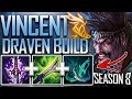 VINCENT DRAVEN RUNES Amp BUILD TYLER1 BUILD SEASON 8 Proxy Beats League Of Legends mp3