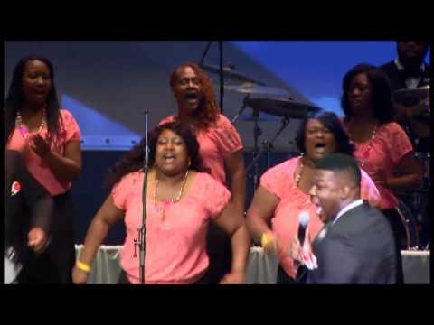 "McDonald's Choir Showcase 2015: ""I Came to Tell You""  Trinity Baptist Church"
