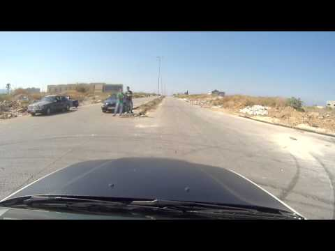 BMW E36 Tuned Drift - Lebanon, Tripoli (TRIPOLI TEAM) [Ihab Yammout]