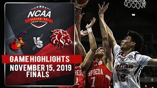 CSJL vs. SBU - November 15, 2019 | Game Highlights | NCAA 95 MB