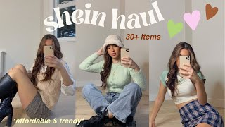HUGE SHEIN TRY-ON HAUL 2021 🤎 (w/ discount code & 30+ items)