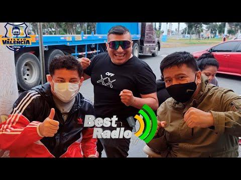 ¡DEPORTES EN BEST RADIO CON SILVIO VALENCIA Y TITO ARENAS!