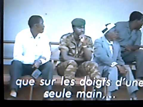 Ndadaye and the prelude to the 1993 genocide against Tutsi.AVI