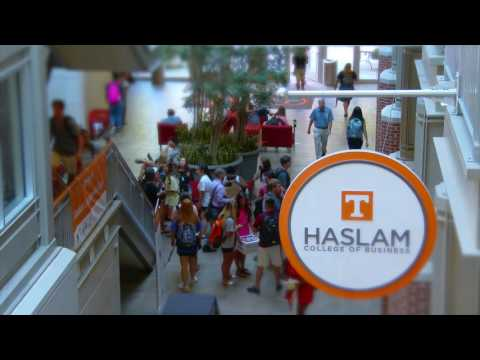 Haslam College of Business Time Lapse