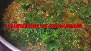 #Keema Mutton Keema Recipe   Mutton Keema Curry   How to make Mutton Keema Curry  