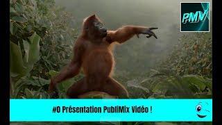 #0 Bande annonce PubliMix Vidéo ! HUMOUR