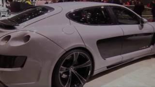 Gemballa Mistrale Porsche 970 Panamera 2014 Videos