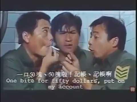 【胡瓜】教你軍中廁所「偷抽菸」還順便「惡整」班長。《天才小兵》
