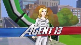 Marvel Avengers Academy - Agent 13 - Voice - Linnea Sage