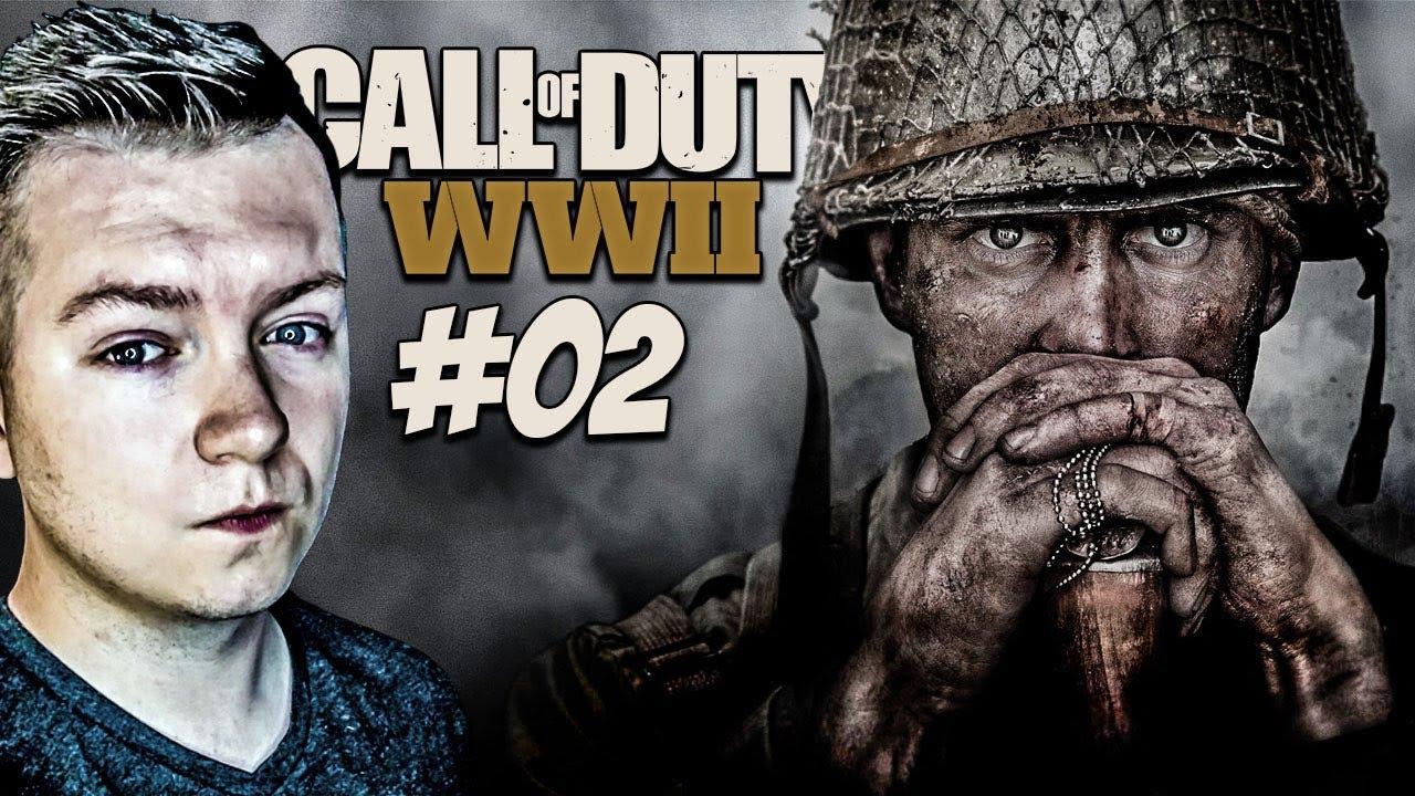 CALL OF DUTY: WWII #02 – OPERACJA KOBRA! | Vertez Gameplay PL | 1080p60fps | COD WW2