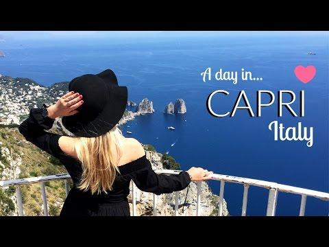 TRAVEL DIARY: CAPRI, ITALY