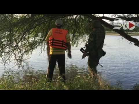 Río Nazas cobra su primera víctima