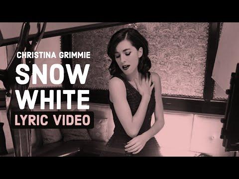 """Snow White"" - Christina Grimmie (Lyric Video)"