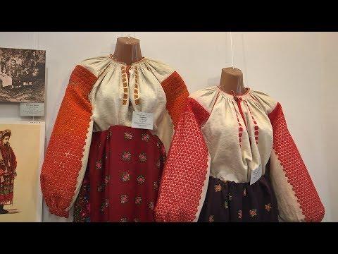 Телеканал НТК: У Коломиї презентували виставку традиційного народного вбрання Косівщини 30-50-х років