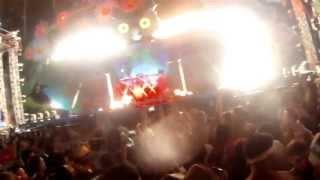 Cedric Gervais - Molly (Quintino Remix) - EDC Las Vegas 2013