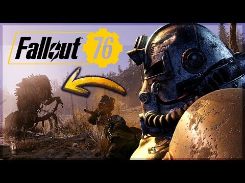 FALLOUT 76 - GAMEPLAY ONLINE