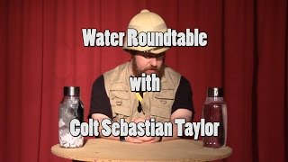 Water Roundtable - Eco-Comedy Video Competition Spring 2016