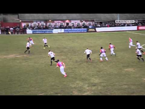Ilkeston FC 2 - 1 Salford City FC