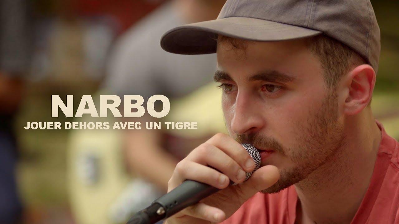 Narbo' - Jouer dehors avec un tigre | LES CAPSULES live (au festival Beat And Beer)
