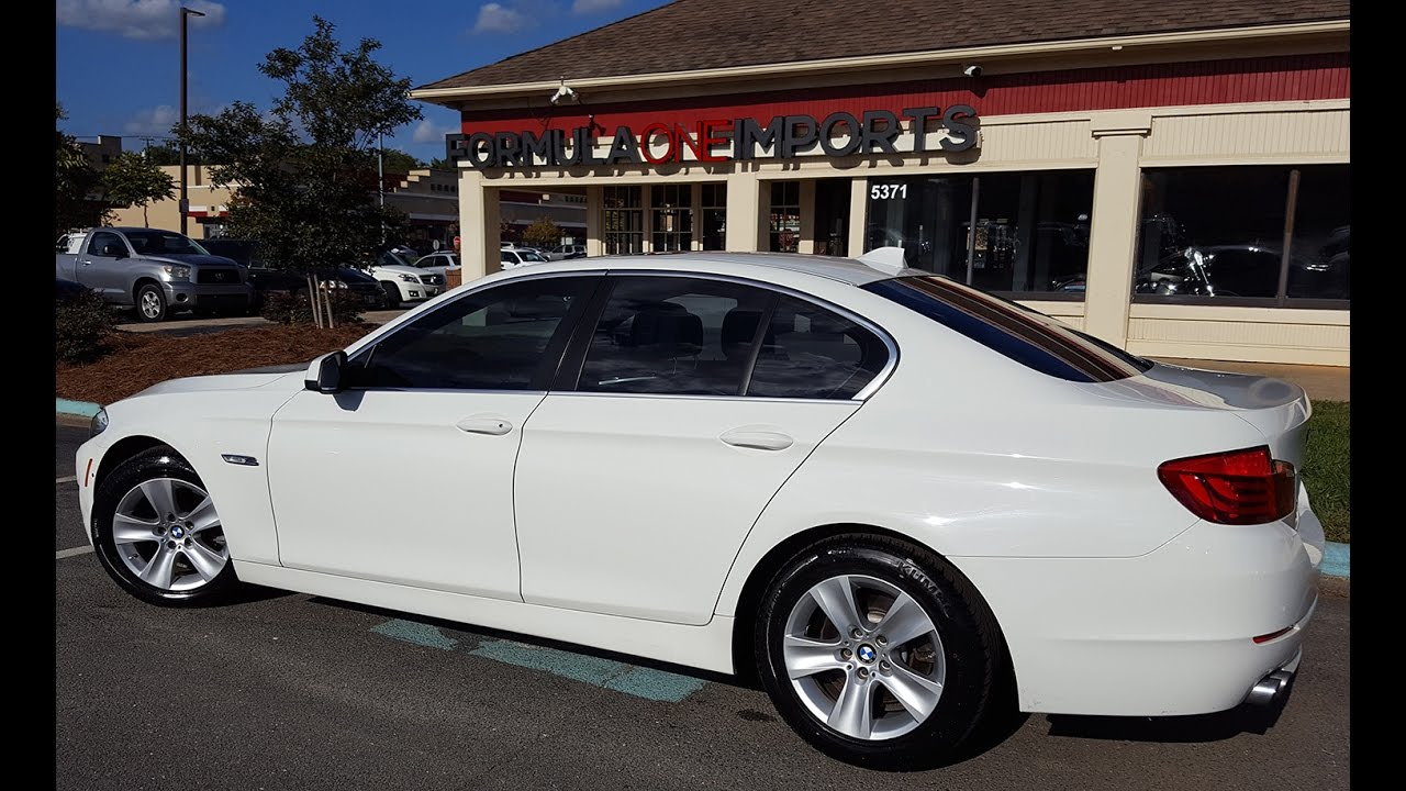 small resolution of 2011 bmw 5 series 528i sedan for sale formula one imports charlotte