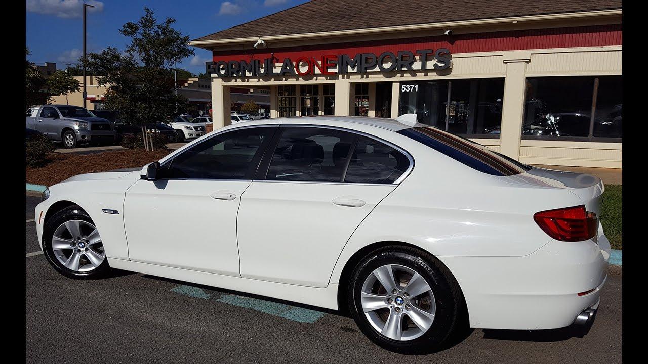 2011 Bmw 550i For Sale >> 2011 BMW 5 Series 528i Sedan - For Sale - Formula One