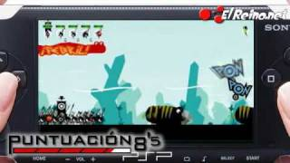 Vídeo análisis/review Patapon 2 - PSP