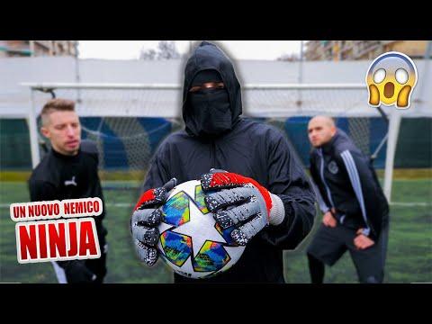 un-nuovo-misterioso-portiere---il-ninja-vs-i2bomber
