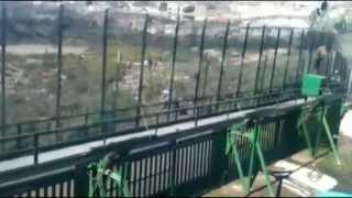 """Peligro, frontera Sur en Ceuta y Melilla, España, """"El Gran Muro del Norte"""""""
