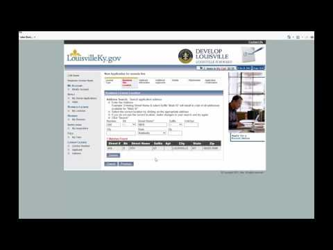 Louisville Metro Rental Registery - Register Your Property