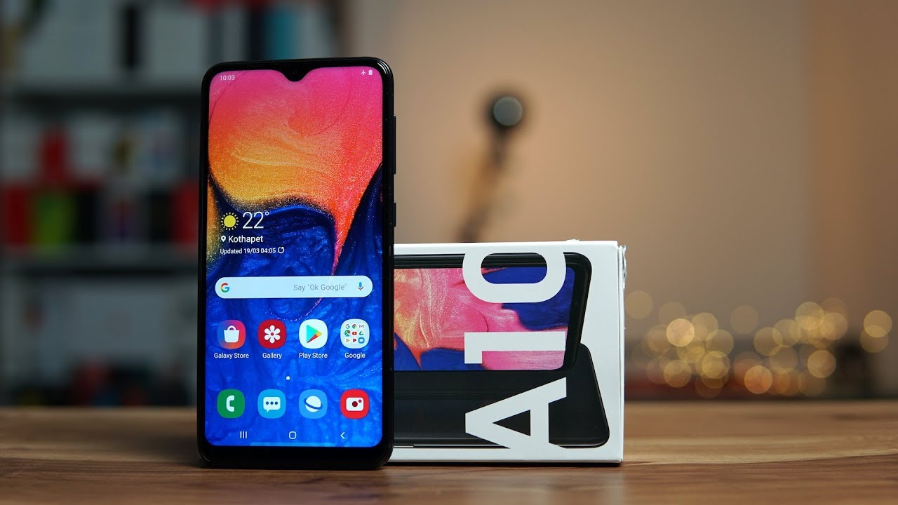 Image result for Samsung Galaxy A10
