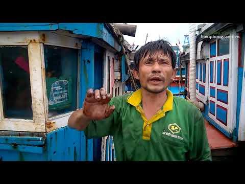 Vòi rồng đôi kỳ lạ trên vùng biển Việt Nam