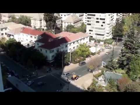 W Hotel Santiago De Chile - Review Of A Marvelous Suite 1104
