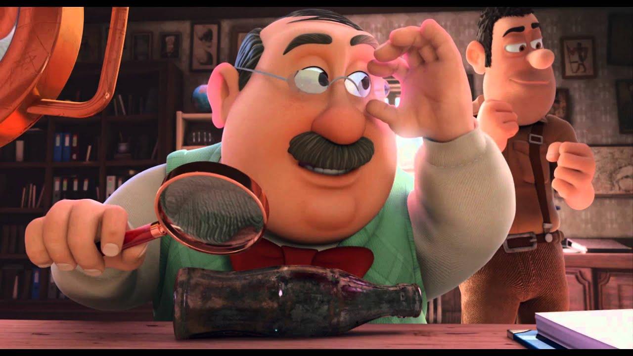 """Trailer oficial de """"Las Aventuras de Tadeo Jones"""" en 3D - Estreno en cines el 31 de agosto"""