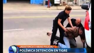 policia rusa vs policia argentina