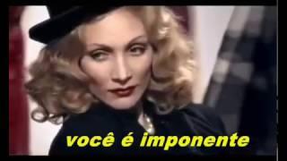 Louie Austen  - Glamour Girl - legendado  - tradução clássico Antena 1
