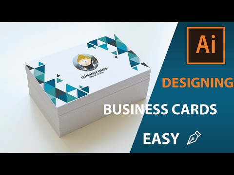 How To Make a Business Cards thumbnail