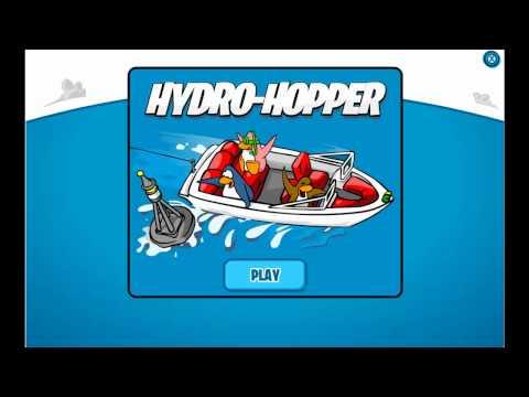 Club Penguin Music - Hydro Hopper