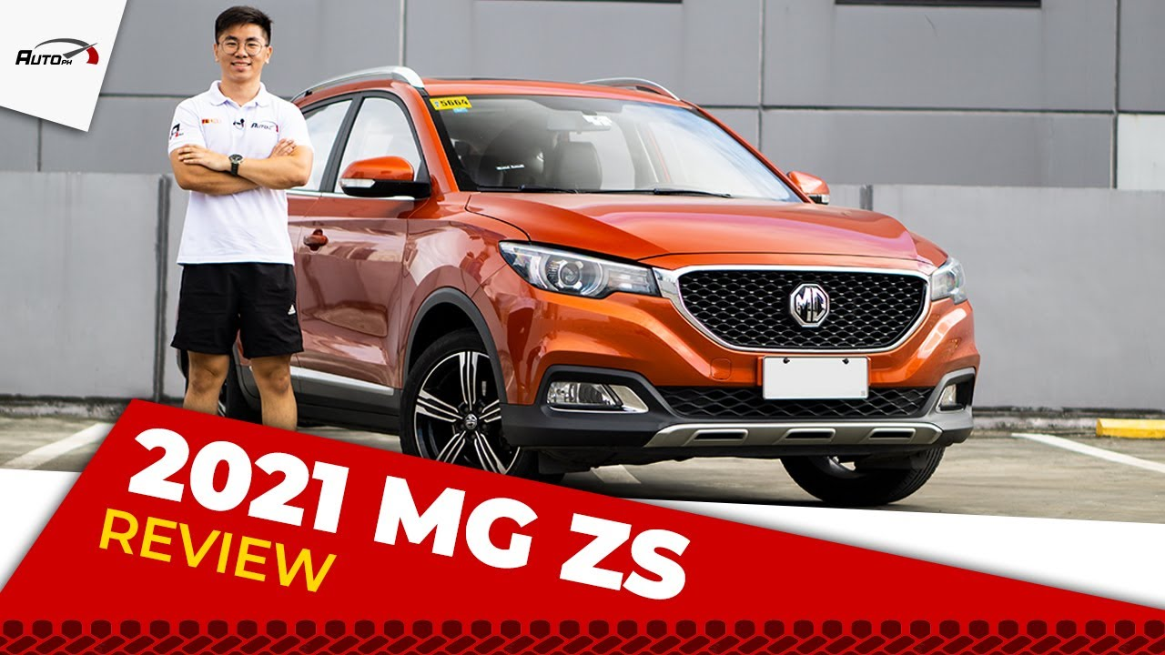 Download 2021 MG ZS 1.5 A/T Alpha - Car Review