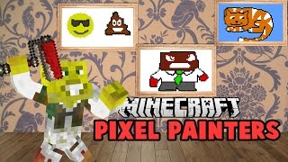 Emoji's, Anything & Inside Out | Mc Pixel Painters!