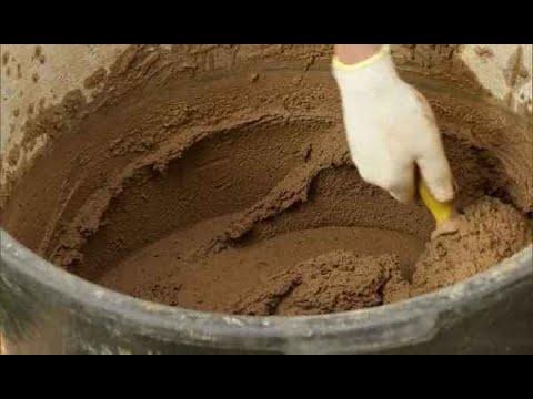 Пропорции глины и песка для кладки печи, камина, барбекю