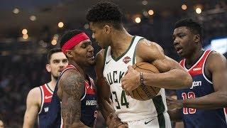Giannis 43 Pts! Wizards Trade Otto Porter to Bulls! 2018-19 NBA Season