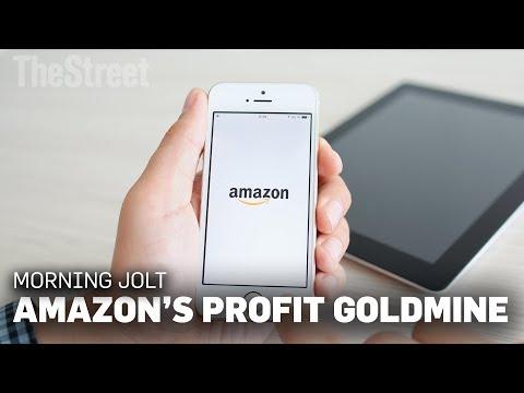 Amazon Is Sitting On A Profit Goldmine That Has Zero To Do With Retail